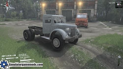 maz-501-truck