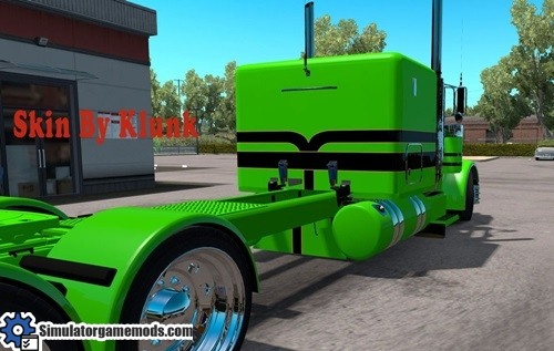 peterbilt-389-green-black-skin