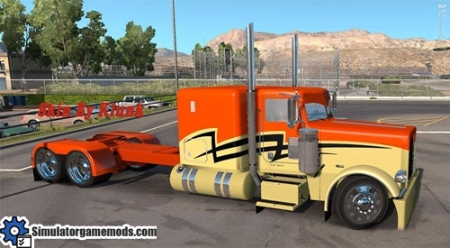 peterbilt-389-orange-skin