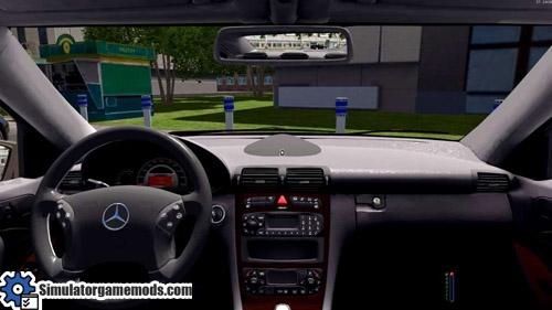 City Car Driving Mercedes Benz S Amg Download