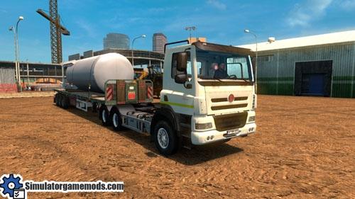 ETS 2 – Tatra Phoenix Truck – Simulator Games Mods Download