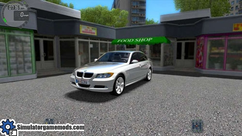 City Car Driving 1 5 1 Bmw 3 E90 Car Download Simulator Games