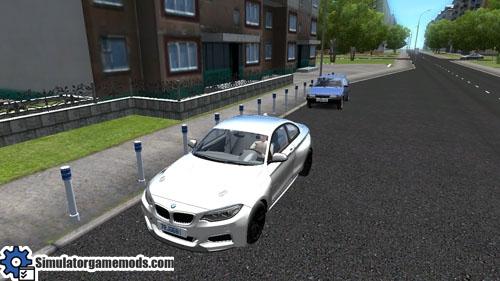 City Car Driving 1 5 1 Bmw M25i Car Mod Simulator Games Mods