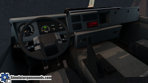 ets 2 renault major truck simulator games mods download. Black Bedroom Furniture Sets. Home Design Ideas