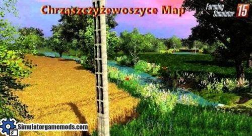 chrzaszczyzewoszyce-map