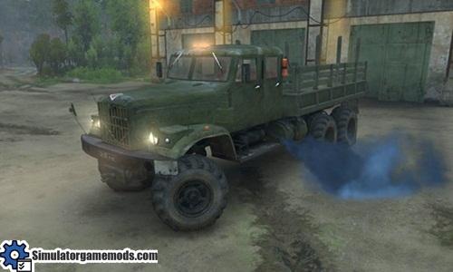 kraz_255_double_truck