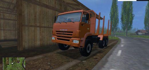 kamaz_forestry_truck_01