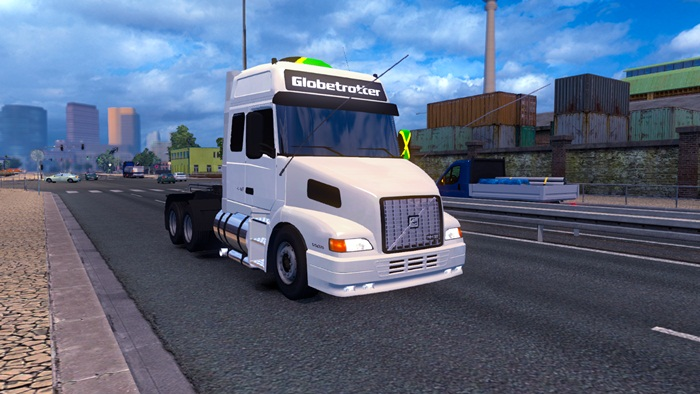 ETS 2 - Volvo NH12 Truck | Simulator Games Mods Download