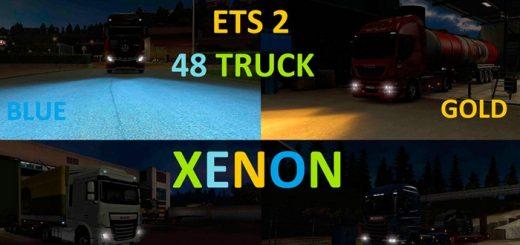 xenon_lights_mod
