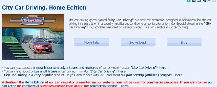 citycardrivingdownload