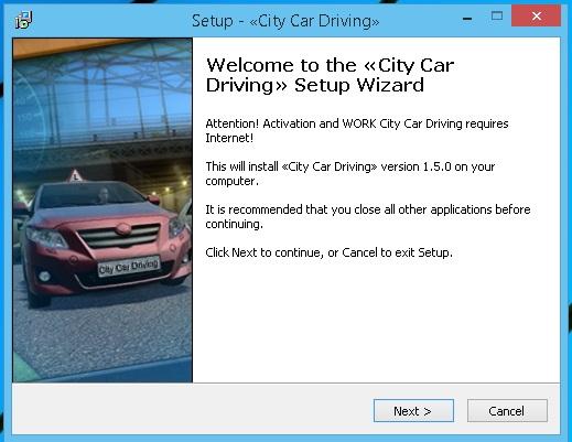 citycardrivinginstall