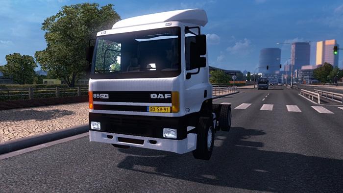 ETS 2 - Daf CF 85 Truck | Simulator Games Mods Download