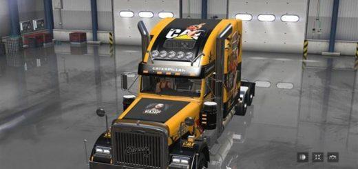 freightliner_classic_xl_cat_leeanna_vamp