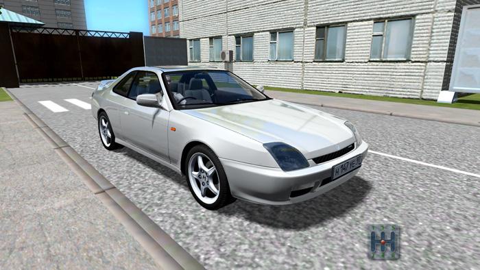 City Car Driving 1 5 2 - Honda Prelude Car Mod | Simulator Games