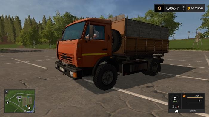 kamaz43255