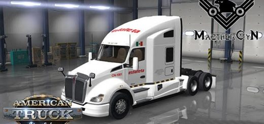 kenworth_t680_estafeta_skin