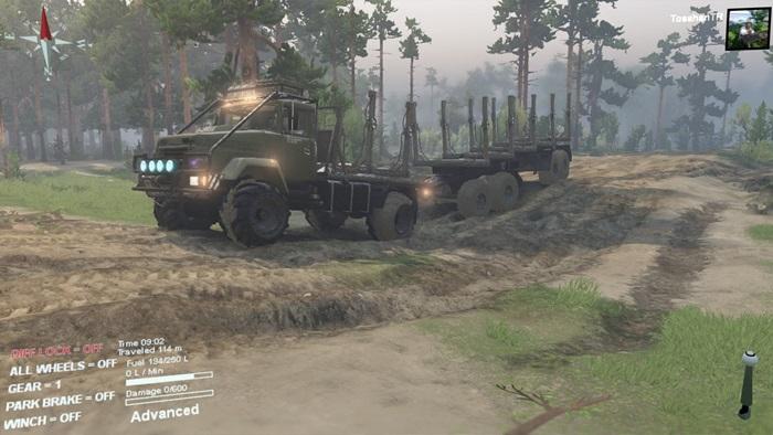 kraz_5131_truck