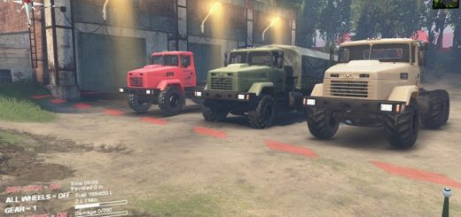 kraz_truck_pack