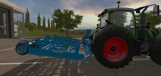 lemken-cultivator-fs17