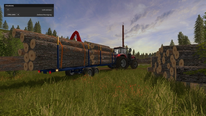 City Wide Auto Credit >> FS17 - Log Trailer Customizable V 1 | Simulator Games Mods ...