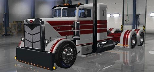 peterbilt_351_white_fire_skin