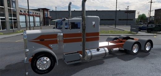 peterbilt_351_with-orange-stripes_skin