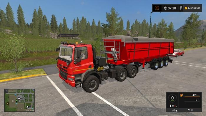 schmitzcargobull-trailer