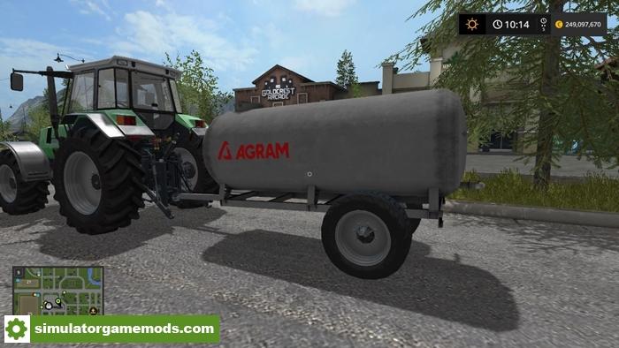 agramwatertank
