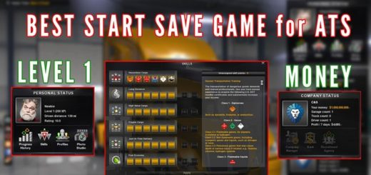 best_start_savegame