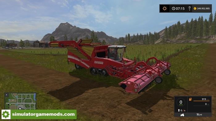 Fs17 Potato Planter