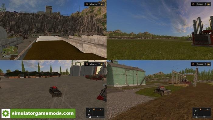 FS17 Hobbs Farm 17 Map V1 Simulator Games Mods Download
