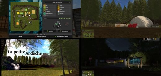fs17 40 foot gooseneck flatbed v 1 0 simulator games