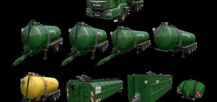 Fs17 Kotte Universal Pack