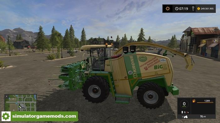 kronebigx1100