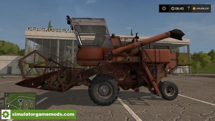 niva-sk5-harvester-fs17