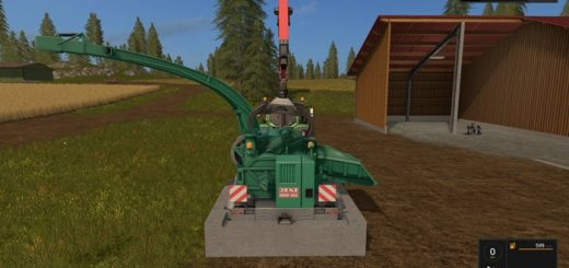 placeable-chipper-dock-fs17