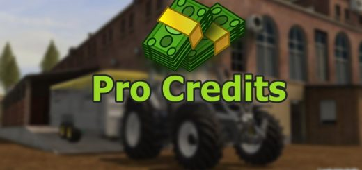 procredits-mods-fs17