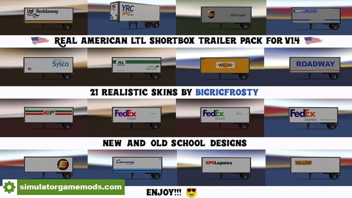 real_american_ltl_shortbox_trailer_pack