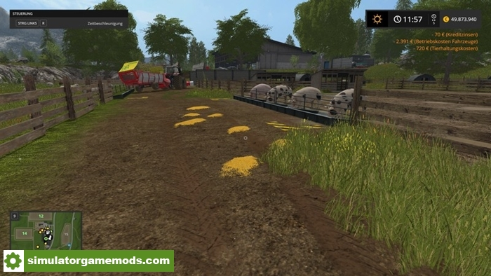 FS Us Valley Neuer Hof Map V Simulator Games Mods - Fs 17 us map