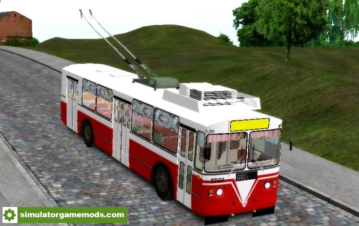 ziu_682_trolleybus