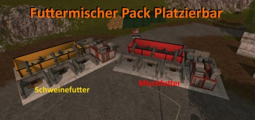 Feed-mixer-Pack-Placeable