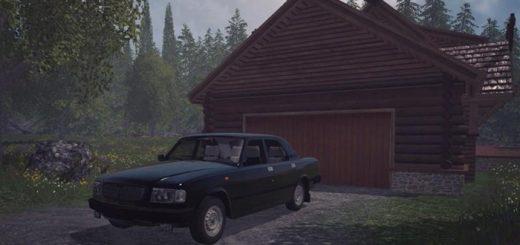 GAZ-3110-VOLGA
