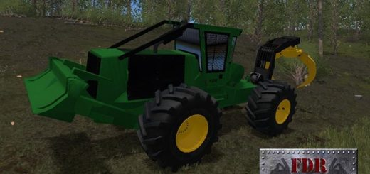 GRAPPLE-SKIDDER