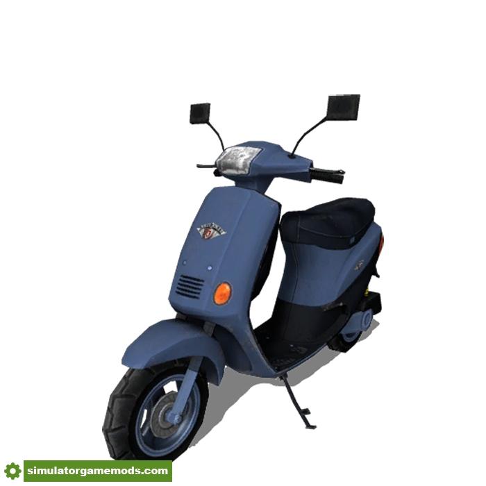 Car Driving Games >> FS17 – JollyJoker Roller Scooter V1.0 – Simulator Games ...