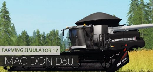 MAC-DON-D60