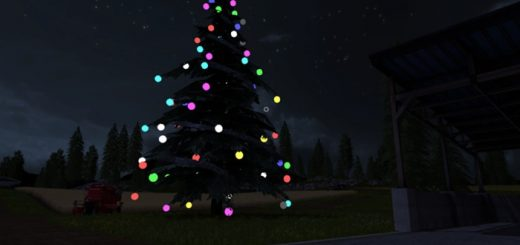 Placeable-Christmas-Tree