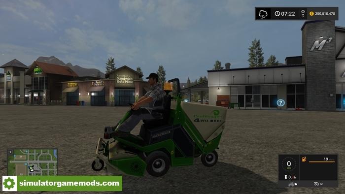 Fs17 Amazone Profihopper V 1 0 Simulator Games Mods