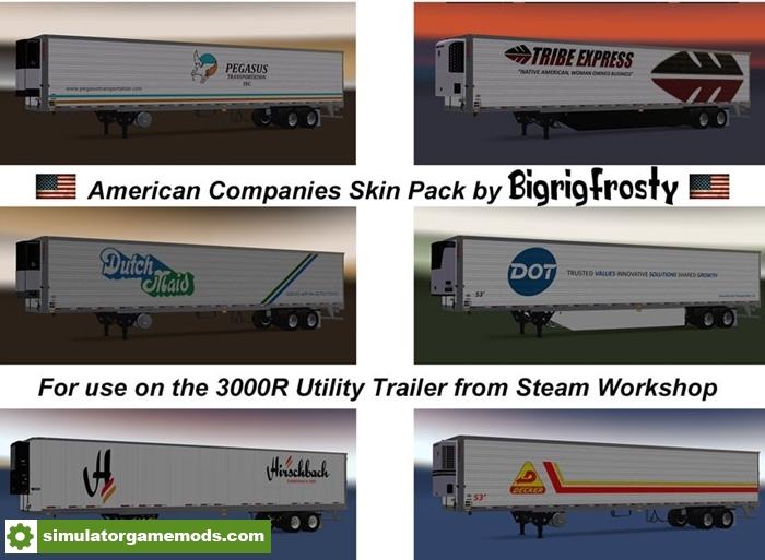 american_companies_3000r_utility_skin_pack
