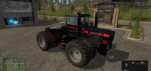 big_bud_747_tractor