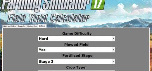 field_yield_calculator